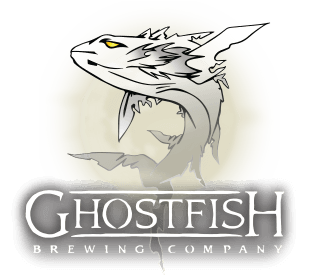 Ghostfish Brewing Company Logo